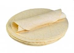 Тортилья пшеничная замороженная «ФростМо», 10,5d