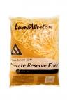 Картофель фри Lamb Weston Private Reserve 6*6мм.
