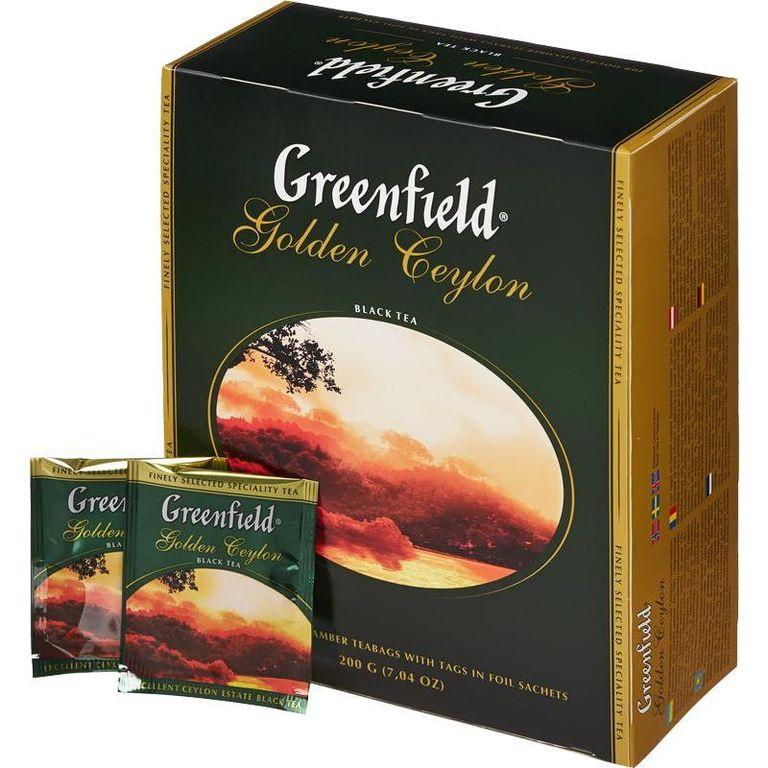 где выращивают чай гринфилд